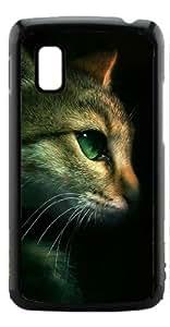 HeartCase Hard Case for Google Nexus 4 LG E960 ( Cat Cute )