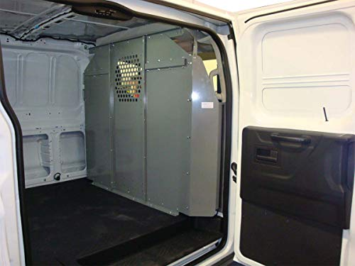 Van Safety Partition, Bulkhead to fit Ford Transit Low ROOF Full Size - Safety Ford