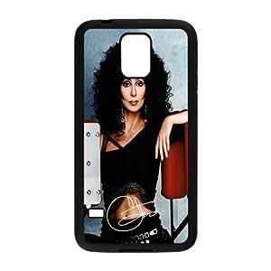 Cool Woman Hot Seller Stylish Hard Case For Samsung Galaxy S5 Kimberly Kurzendoerfer