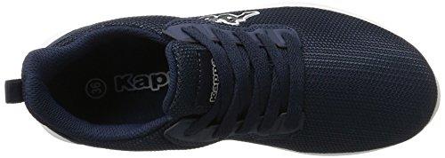 Unisex Paras White Azul Kappa 6710 Adulto Zapatillas Navy xEdwdza4q