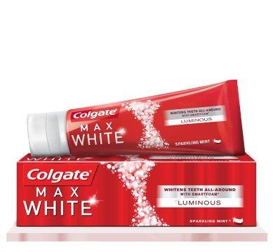 Colgate Max White Luminous Toothpaste - Luminous Colgate