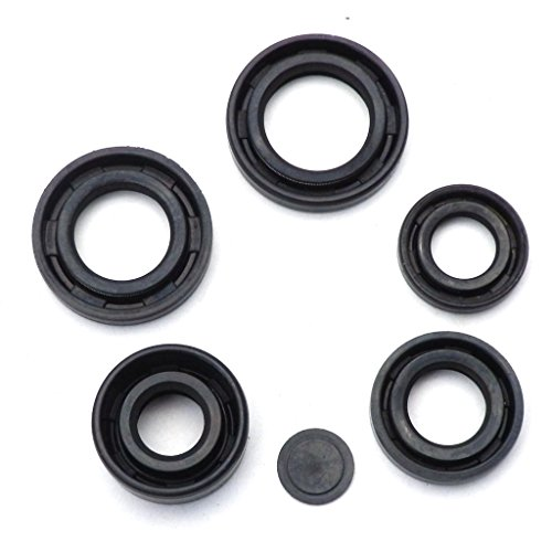 YunShuo Oil Seal Kit for 50CC-110CC HONDA Z50 CT70 CRF50 XR50 & China Pit Dirt Bikes ATV (Oil Crf50)