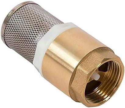 1 pulgada Valvula antiretorno bomba agua 1//2 3//4 1 1-1//4 1-1//2 2 2-1//2 3 pulgada valvula antiretorno fitro valvula retencion bomba de agua