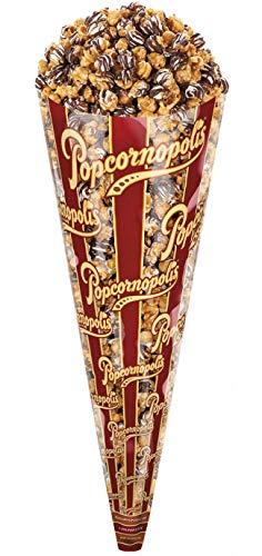 Popcornopolis Zebra Popcorn, 11oz Bag ()