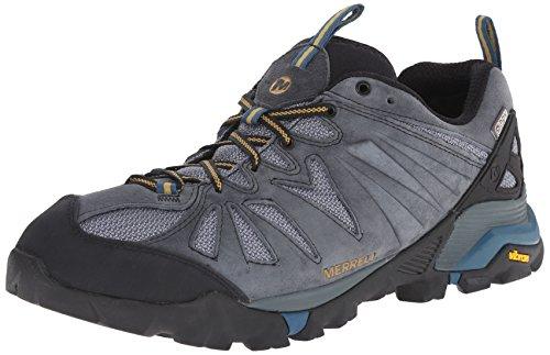 Merrell Men's Capra Waterproof Hiking Shoe - Turbulence -...