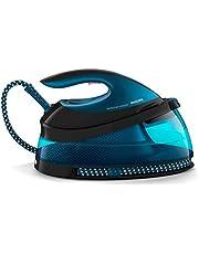 Philips GC7833/80 Care Compact (ångstrykstation utan justering) svart/blå