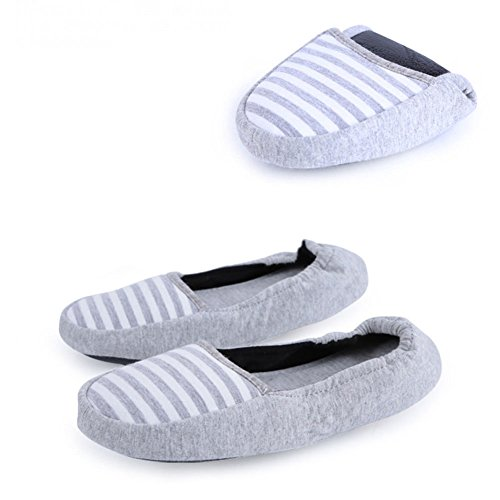 House Yaga Shoes No Ballerina Slip ONS Women's Flat Home Driving AIRIKE Dancing Shoe Slippers White Slip HxtBnpwqP