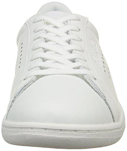 Le Coq Sportif Arthur Ashe Luxe - Zapatillas Hombre Blanco (Optical White)