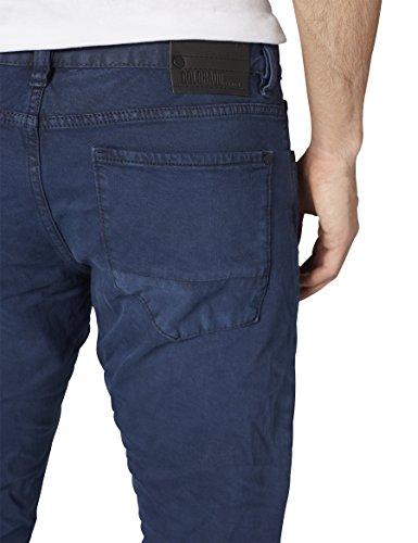 Denim Jeans Eléctrico Hombre Colorado para Azul F74qxHf