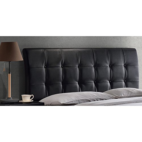 Hillsdale Clay Alder Home Bay Faux Leather Headboard (Hillsdale Leather)