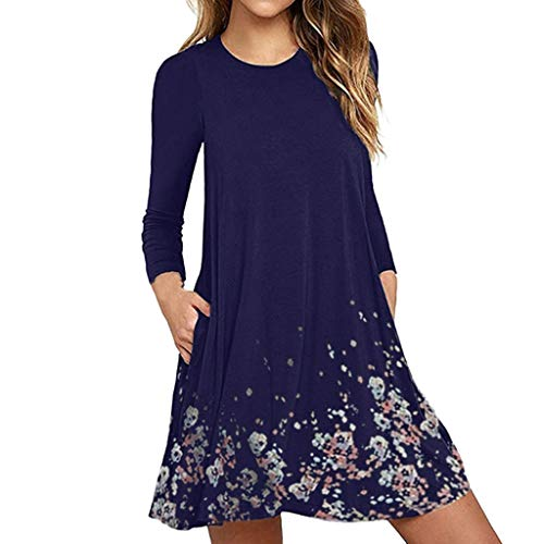 Halloween Fancy Dress Hire (Seaintheson Women Dress, Womens Halter Neck Boho Print Short Sundress Summer Sleeveless Casual Mini Beachwear)