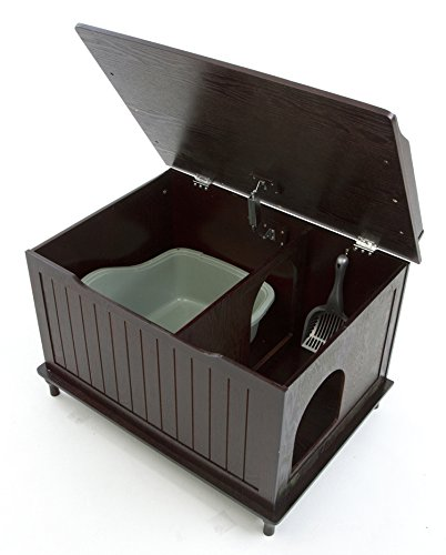 Nora Litter Box Chest in (Designer Litter Pan)