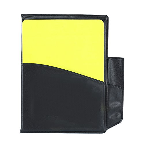 Soccer Football Referee Case with Red Card and Yellow Card - 4