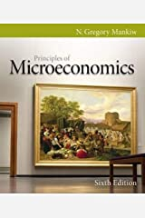 Principles of Microeconomics 4th Edition (Fourth Ed.) 4e By N. Gregory Mankiw 2006 Paperback
