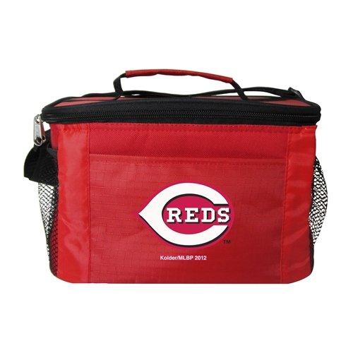 Cincinnati Reds Kolder Kooler Bag - 6pk