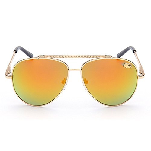 A-Royal Fashion Classic Big Frame Personality Aviator Style Polarized Driving - Glasses Uk Night Driving Anti Glare
