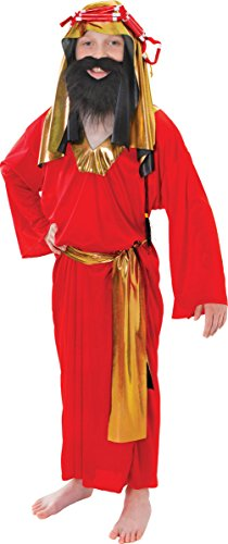 Wise Man Costume Uk (Wise Man Red (s))
