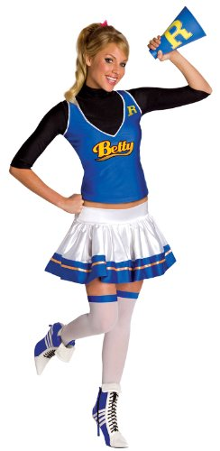 Archie Comic Betty Adult Costume