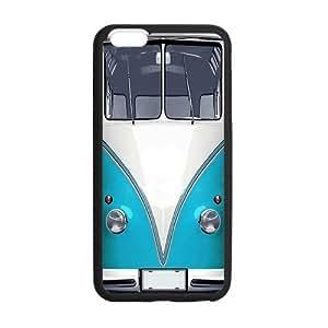 Tt-shop Custom Phone Case Cover Blue MiniBus For Iphone 6 Plus 5.5