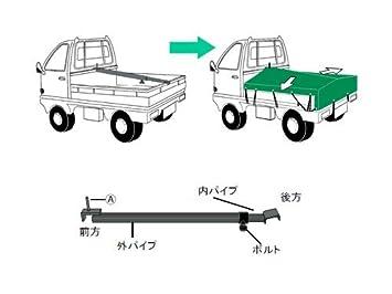 Amazon.co.jp: 軽トラック用ア...