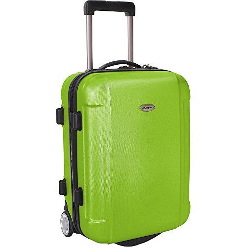travelers-choice-freedom-21-in-hardshell-wheeled-carry-on-suitcase-apple