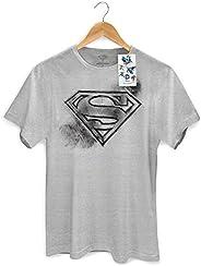 Camiseta Superman Logo Tracing