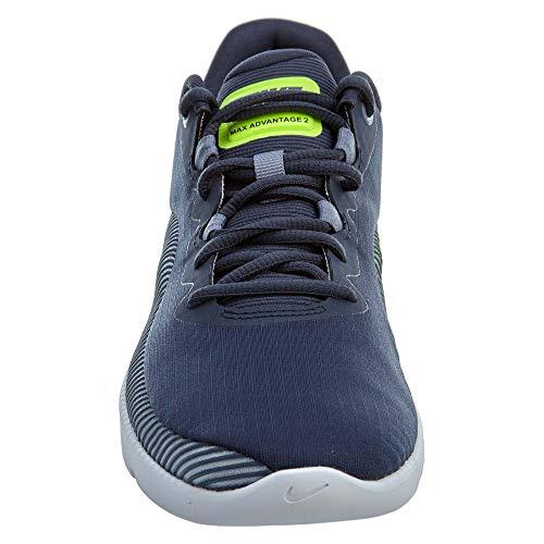 Blue Air 2 Volt NIKE Sneakers Herren Slate Max Advantage Thunder Ashen Glow 001 Mehrfarbig w5fU8q