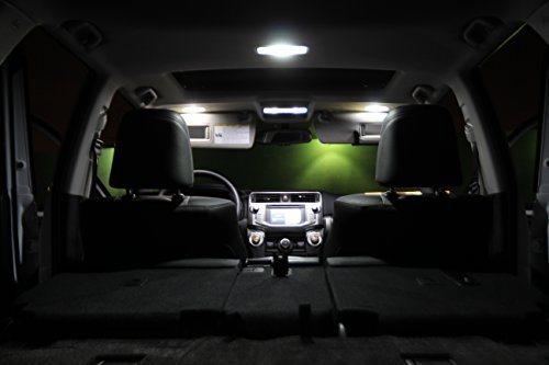 Precision Led 2009 2016 Toyota 4runner Led Interior