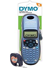 Dymo LetraTag LT-100H, S0883990, labelprinter handapparaat, blauw