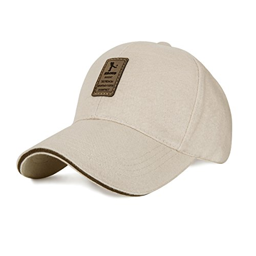 CHOSUR Baseball Cap For Men Women - Unstructured Snapback Dad Hat - Cotton Golf Cap With Fashion Logo - For Sale Cool Hats