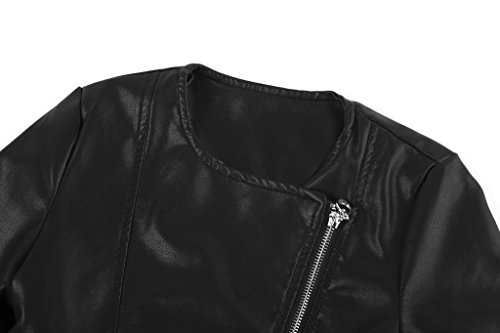 658495a2bb37 Best Leather coat jacket (April 2019) ☆ TOP VALUE ☆  Updated  + BONUS