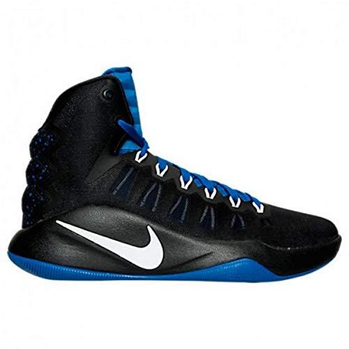 sports shoes 001d0 ffc25 Nike Hyperdunk 2016 SE 844352 014 Black White-Game Royal Blue (9)