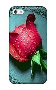 Best Defender Case For Iphone 5/5s, Flower Pattern