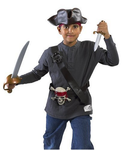 Jack Sparrows Pirate Gear - 7
