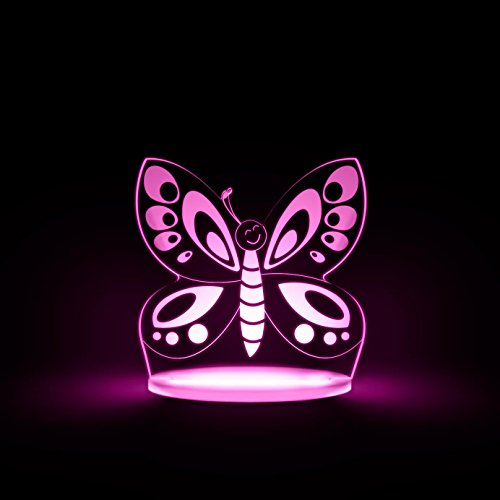 Butterfly Led Night Light Aloka
