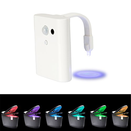 Top spring Light Light Sensitive Resitive Motion Activated