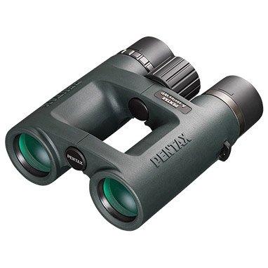 Pentax AD 9x32 WP Binoculars (Green) (Waterproof Cameras Pentax)