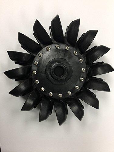 Pelton Water Wheel Turbine 8.25