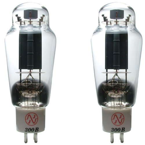 JJ Electronics T-300B-JJ-MP Vacuum Tube Triode Matched Pair