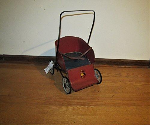 Antique Doll Stroller - 7