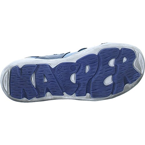 Kacper Ladies Slipper Athletic 2-4386 Blu