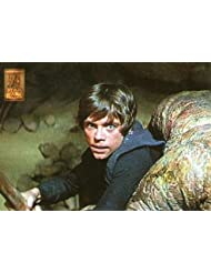 Luke Skywalker In Rancor's Grip trading card (Star Wars) 1997 Merlin Special Edition #78