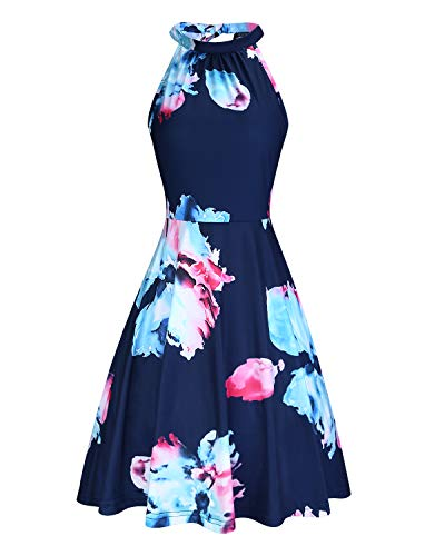 Flower Sundress Dress - 5