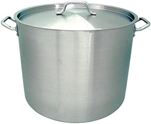 Stainless Steel Stock Pot Cover