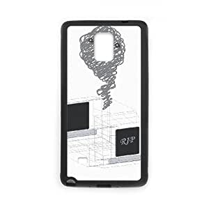 Samsung Galaxy Note 4 Cell Phone Case Black HORROR GAME Syjbo