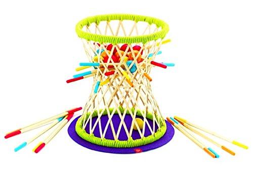 Hape Pallina Bamboo Tumbling Ball Balance Game (Waldorf Store)