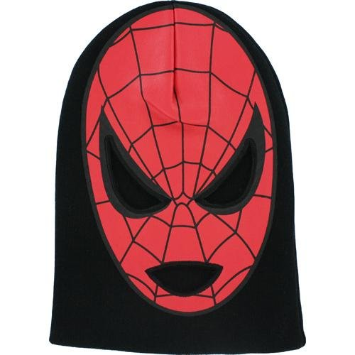 Spider-Man Costume Ski Mask