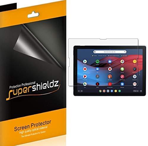 (3 Pack) Supershieldz for Google Pixel Slate Screen Protector, 0.23mm, Anti Glare and Anti Fingerprint (Matte) Shield