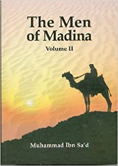 Book Men of Madina: Kitab at-Tabaqat al-Kabir v. 2