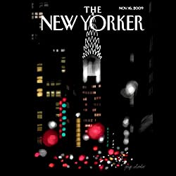 The New Yorker, November 16, 2009 (Seymour M. Hersh, Margaret Talbot, George Packer)